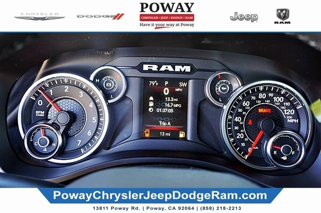 2019 Ram 1500 Crew Cab 4x4,  Pickup #C16927 - photo 38