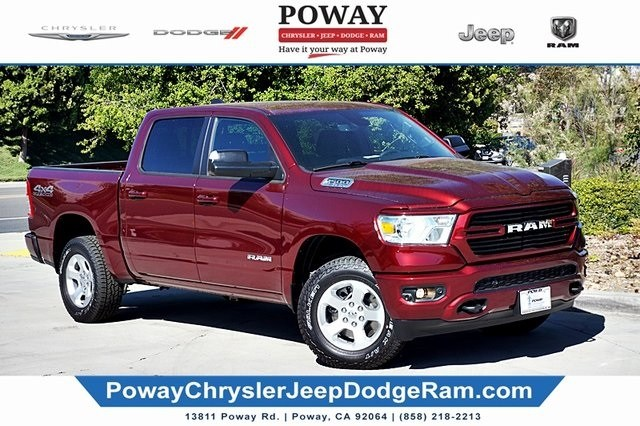 2019 Ram 1500 Crew Cab 4x4,  Pickup #C16927 - photo 3