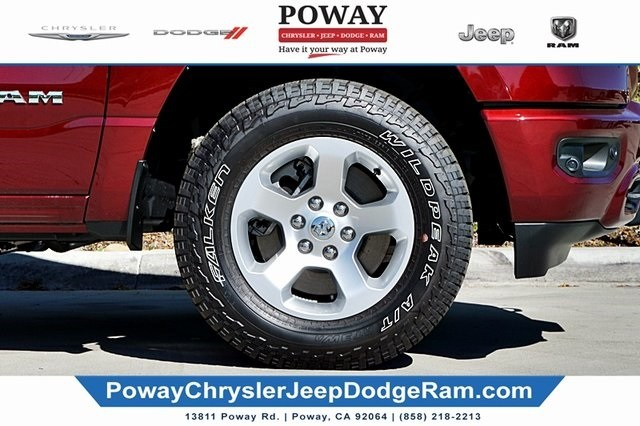 2019 Ram 1500 Crew Cab 4x4,  Pickup #C16927 - photo 6