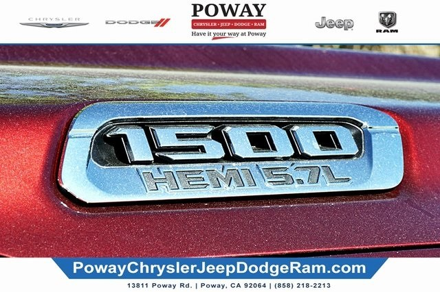 2019 Ram 1500 Crew Cab 4x4,  Pickup #C16927 - photo 7