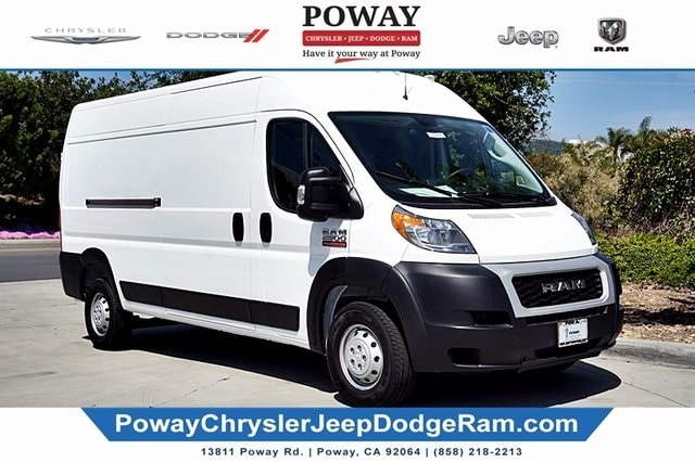 2019 ProMaster 2500 High Roof FWD,  Empty Cargo Van #C16936 - photo 8