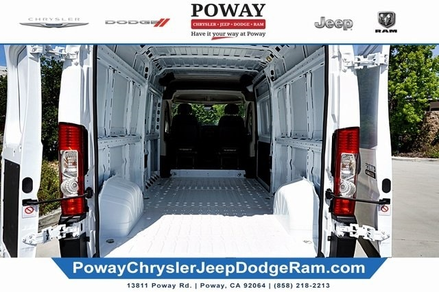 2019 ProMaster 2500 High Roof FWD,  Empty Cargo Van #C16936 - photo 21