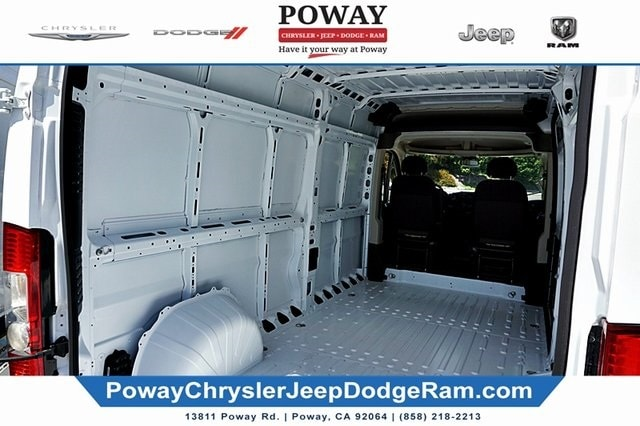 2019 ProMaster 2500 High Roof FWD, Empty Cargo Van #C16936 - photo 1