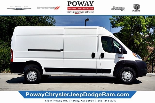 2019 ProMaster 2500 High Roof FWD,  Empty Cargo Van #C16936 - photo 5