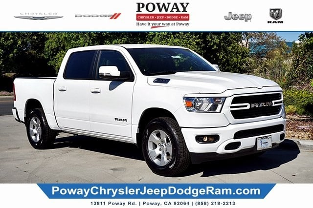 2019 Ram 1500 Crew Cab 4x2,  Pickup #C16955 - photo 8