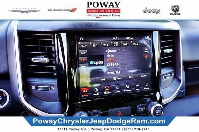 2019 Ram 1500 Crew Cab 4x2,  Pickup #C16955 - photo 30