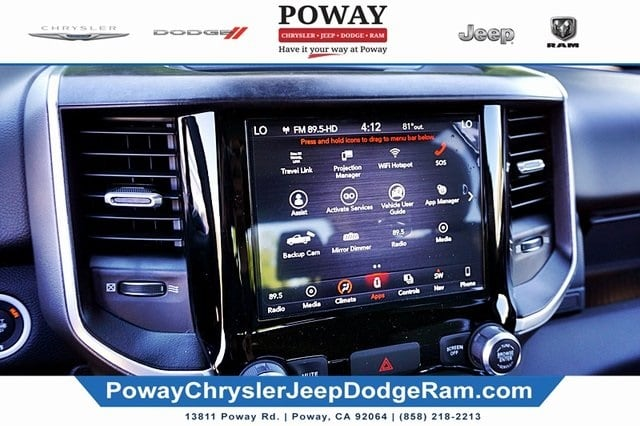 2019 Ram 1500 Crew Cab 4x2,  Pickup #C16955 - photo 31