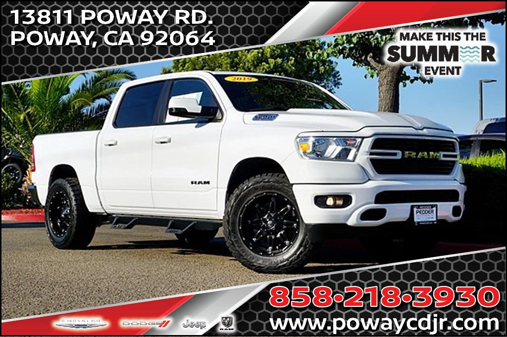 2019 Ram 1500 Crew Cab 4x2,  Pickup #C16955 - photo 1
