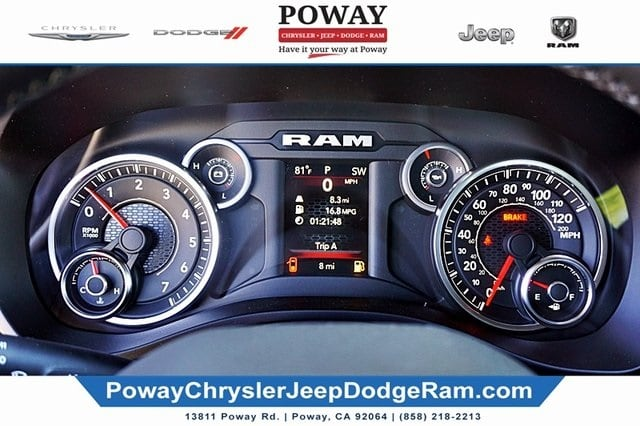 2019 Ram 1500 Crew Cab 4x2,  Pickup #C16955 - photo 39