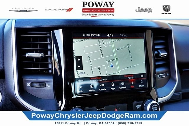 2019 Ram 1500 Crew Cab 4x4,  Pickup #C16957 - photo 31
