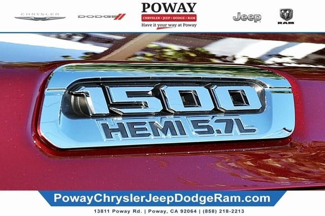 2019 Ram 1500 Crew Cab 4x2,  Pickup #C16964 - photo 9