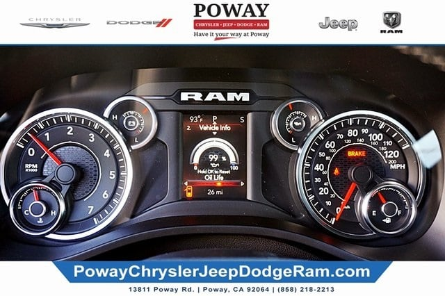 2019 Ram 1500 Crew Cab 4x2,  Pickup #C16964 - photo 36