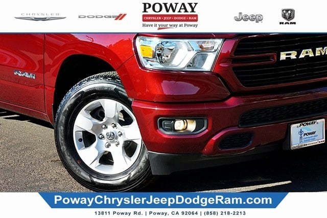 2019 Ram 1500 Crew Cab 4x2,  Pickup #C16964 - photo 4