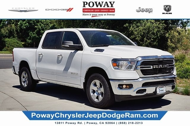 2019 Ram 1500 Crew Cab 4x2,  Pickup #C16965 - photo 8
