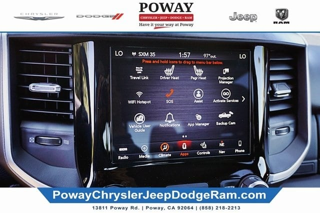 2019 Ram 1500 Crew Cab 4x2,  Pickup #C16965 - photo 30