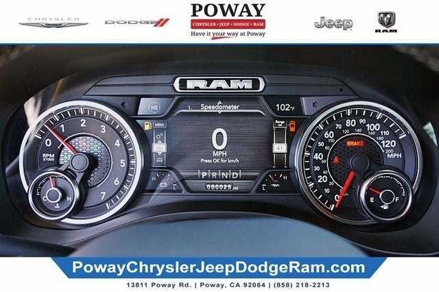 2019 Ram 1500 Crew Cab 4x2, Pickup #C16971 - photo 35