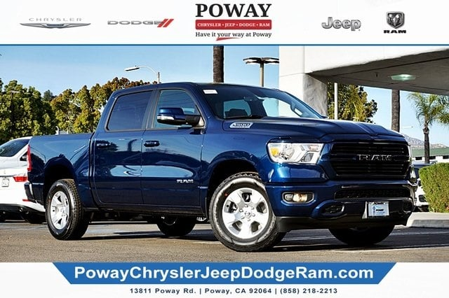 2019 Ram 1500 Crew Cab 4x2,  Pickup #C16974 - photo 1