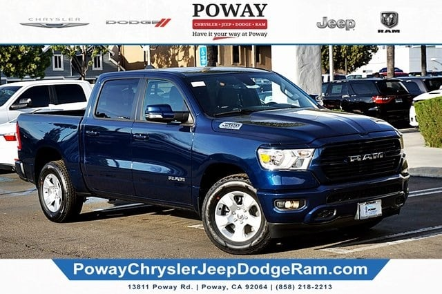2019 Ram 1500 Crew Cab 4x2,  Pickup #C16974 - photo 3