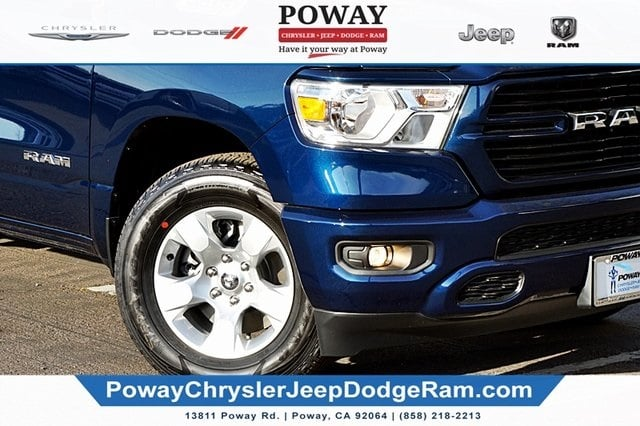 2019 Ram 1500 Crew Cab 4x2,  Pickup #C16974 - photo 4
