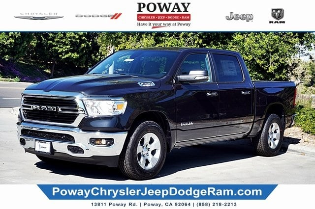 2019 Ram 1500 Crew Cab 4x2,  Pickup #C16988 - photo 10