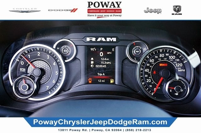 2019 Ram 1500 Crew Cab 4x2,  Pickup #C16988 - photo 39