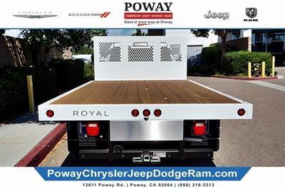 2019 Ram 5500 Regular Cab DRW 4x2,  Royal Platform Body #C17010 - photo 10