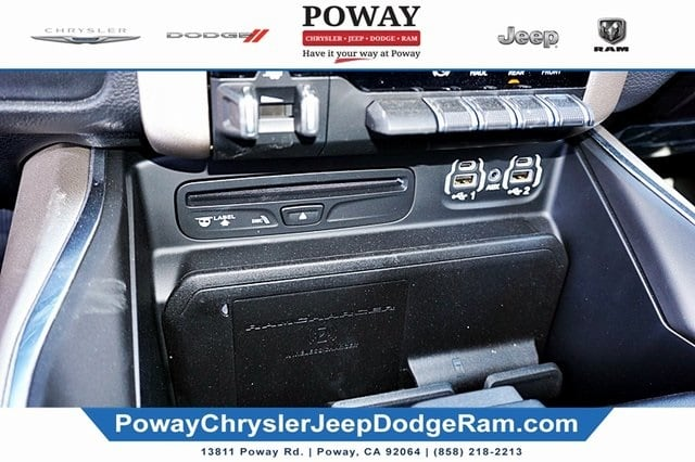 2019 Ram 2500 Crew Cab 4x4,  Pickup #C17015 - photo 35