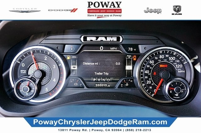 2019 Ram 2500 Crew Cab 4x4,  Pickup #C17015 - photo 39