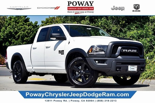 2019 Ram 1500 Quad Cab 4x2,  Pickup #C17016 - photo 1