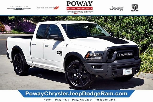 2019 Ram 1500 Quad Cab 4x2,  Pickup #C17016 - photo 3