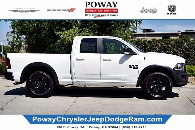 2019 Ram 1500 Quad Cab 4x2,  Pickup #C17016 - photo 7