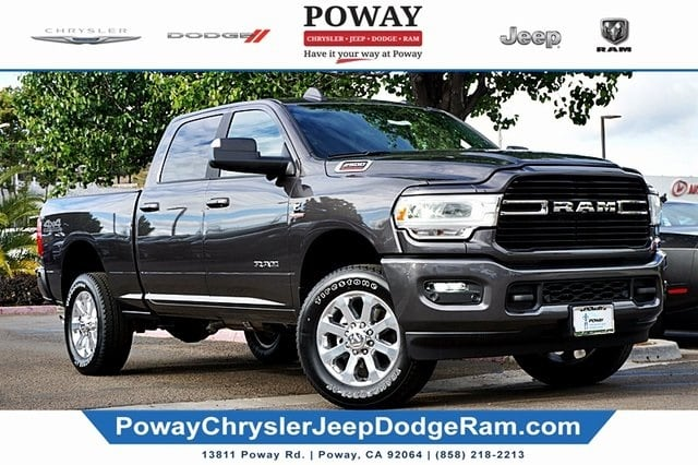2019 Ram 2500 Crew Cab 4x4,  Pickup #C17035 - photo 3