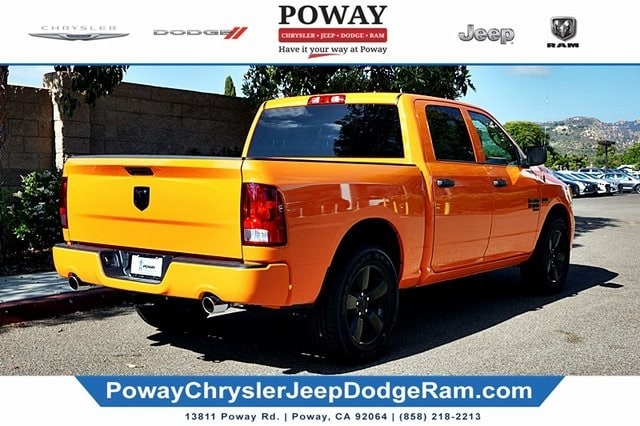 2019 Ram 1500 Crew Cab 4x2, Pickup #C17087 - photo 2