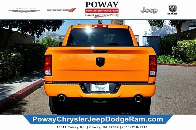 2019 Ram 1500 Crew Cab 4x2, Pickup #C17087 - photo 10