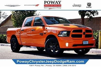 2019 Ram 1500 Crew Cab 4x2, Pickup #C17087 - photo 1