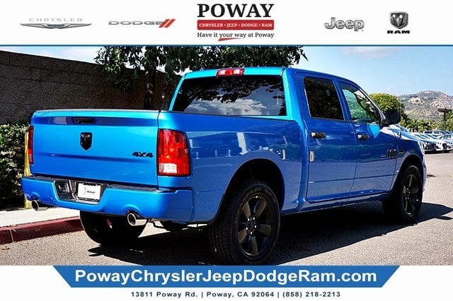 2019 Ram 1500 Crew Cab 4x4,  Pickup #C17094 - photo 2