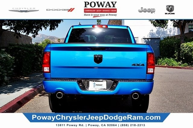 2019 Ram 1500 Crew Cab 4x4,  Pickup #C17094 - photo 10