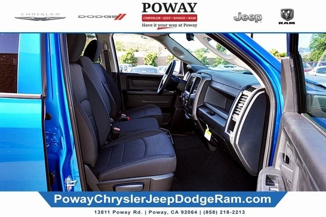 2019 Ram 1500 Crew Cab 4x4,  Pickup #C17094 - photo 14