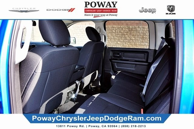 2019 Ram 1500 Crew Cab 4x4,  Pickup #C17094 - photo 19