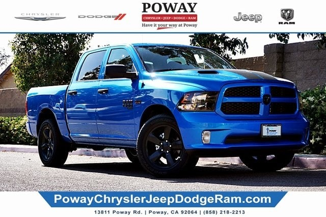 2019 Ram 1500 Crew Cab 4x4,  Pickup #C17094 - photo 1