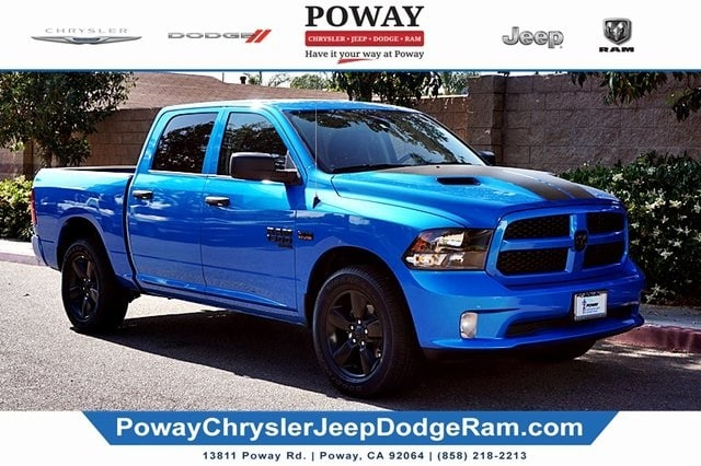 2019 Ram 1500 Crew Cab 4x4,  Pickup #C17094 - photo 6