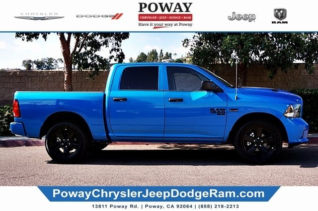 2019 Ram 1500 Crew Cab 4x4,  Pickup #C17094 - photo 7