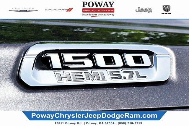 2019 Ram 1500 Crew Cab 4x4,  Pickup #C17101 - photo 7