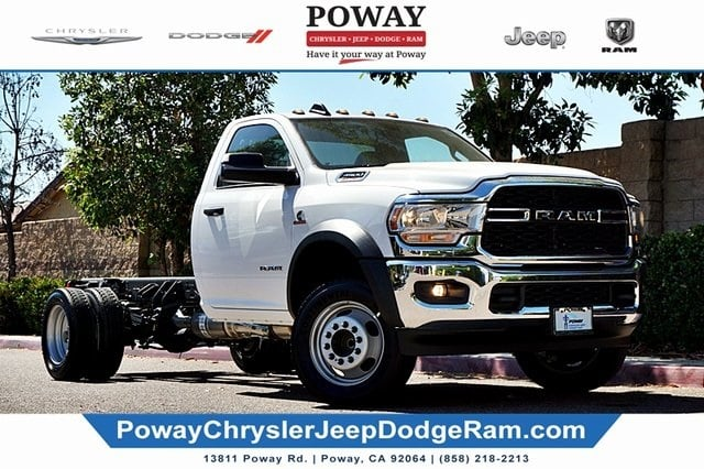 2019 Ram 4500 Regular Cab DRW 4x2,  Cab Chassis #C17106 - photo 1
