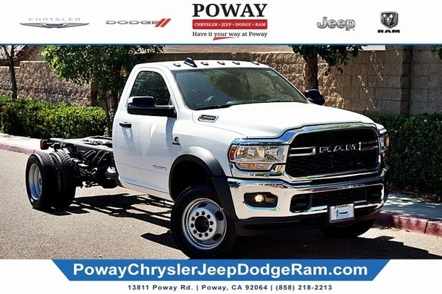 2019 Ram 4500 Regular Cab DRW 4x2,  Cab Chassis #C17106 - photo 3