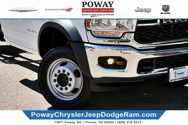 2019 Ram 4500 Regular Cab DRW 4x2,  Cab Chassis #C17106 - photo 4