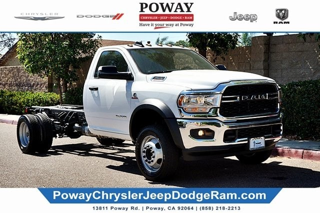 2019 Ram 4500 Regular Cab DRW 4x2,  Cab Chassis #C17106 - photo 5
