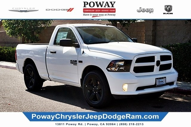 2019 Ram 1500 Regular Cab 4x2, Pickup #C17119 - photo 5