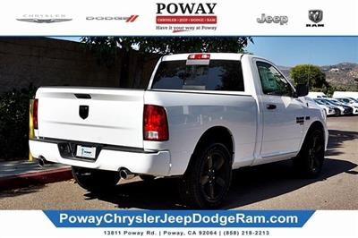 2019 Ram 1500 Regular Cab 4x2, Pickup #C17119 - photo 2