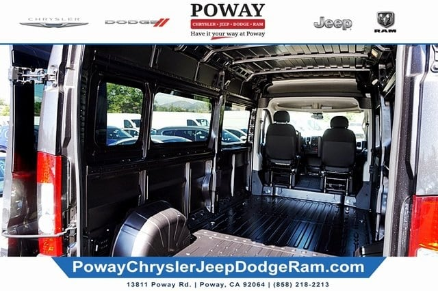 2019 ProMaster 2500 High Roof FWD, Empty Cargo Van #C17143 - photo 1